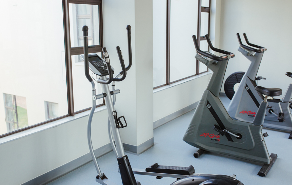 Therapy Facilities - Gym