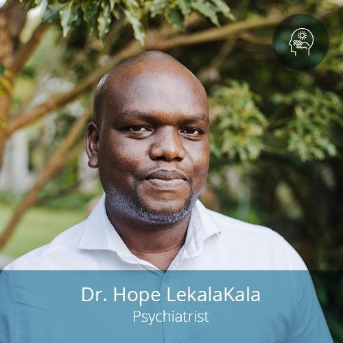 Dr. Lekalakala